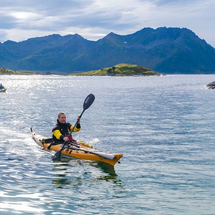 Microcosm of Norway - Senja Island, Norway