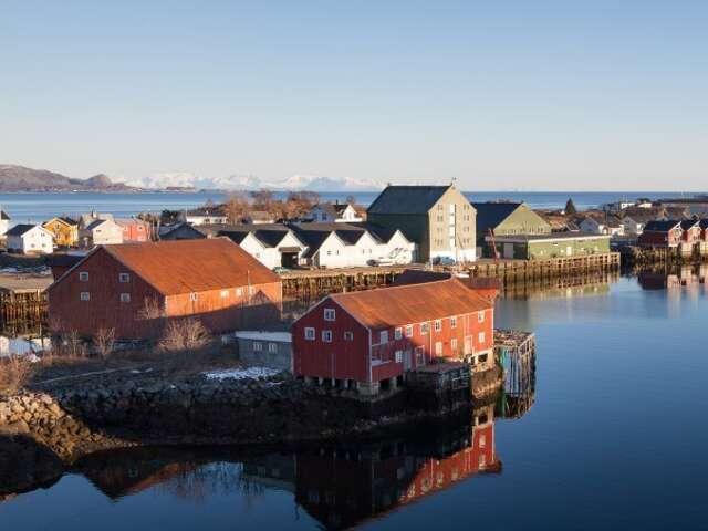 Norway: Bergen - Svolvær