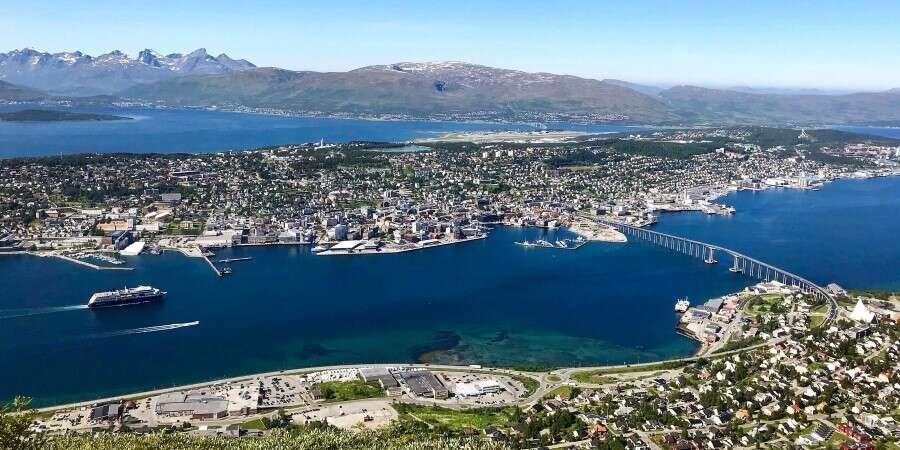 The very north - Mehamn - Tromsø