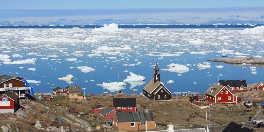 Birth of Icebergs - Ilulissat - Full Day