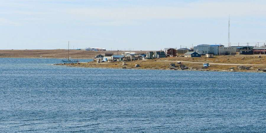 A Good Fishing Place - Edmonton / Cambridge Bay, Victoria Island