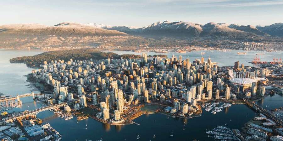 Modern City, Stunning Setting - Vancouver, Canada