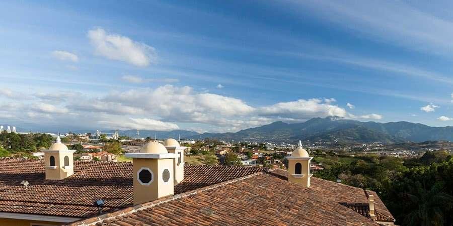 Costa Rican Capital - San José, Costa Rica
