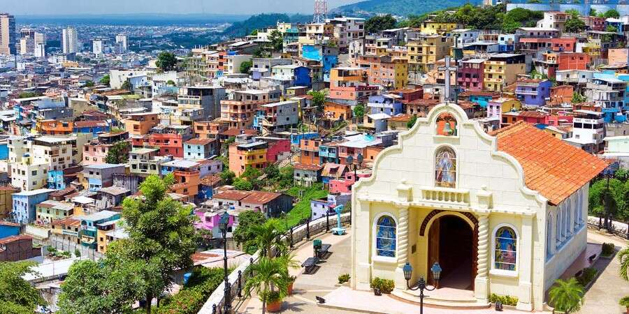 Ecuador's Metropolis - Guayaquil - Half Day