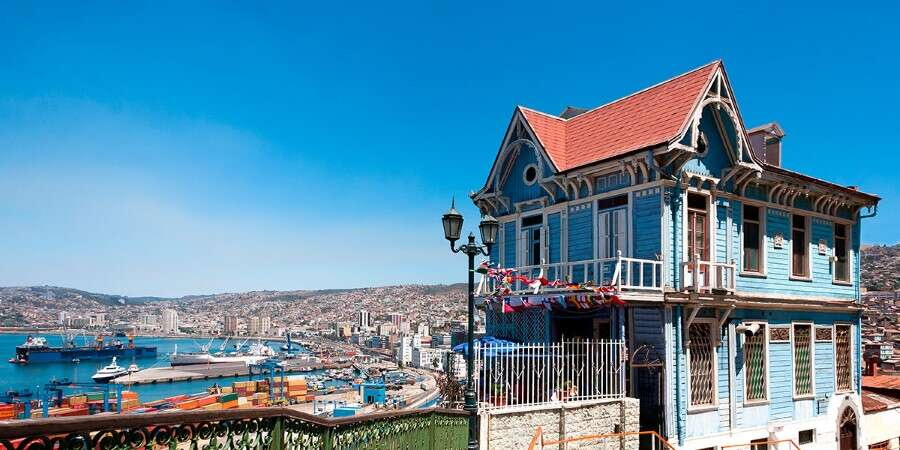 Poets, Painters and Philosophers - Valparaíso, Chile - Full Day