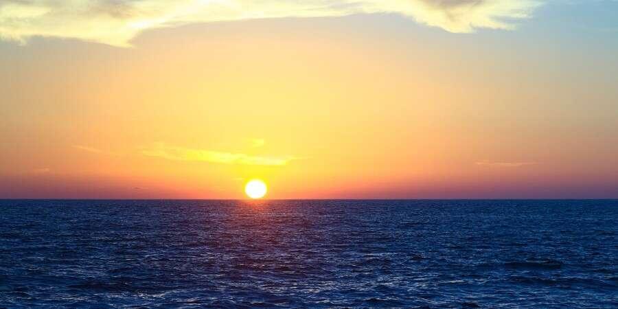 Serenity at Sea - At Sea - At sea