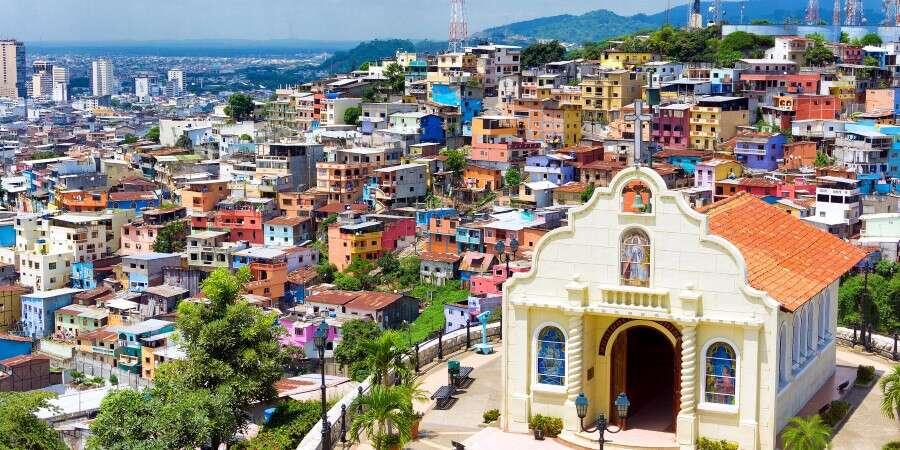 Ecuador's Metropolis - Guayaquil, Ecuador - Half Day