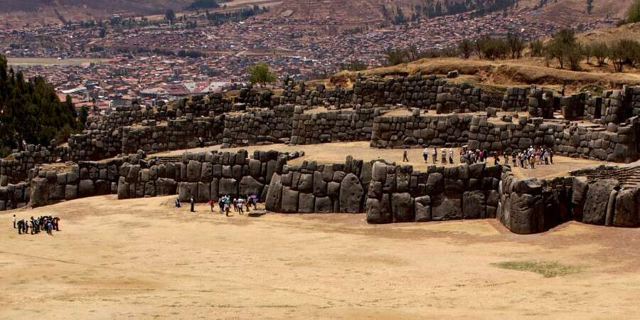 Center of the Incan Empire - Cusco, Peru - flight to Lima