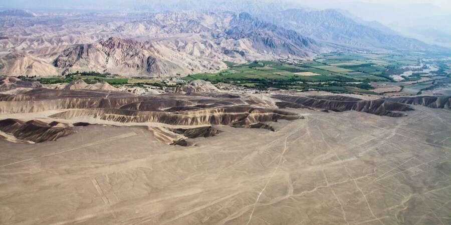 The Nazca Lines - Paracas, Peru
