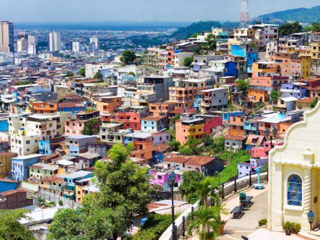 Panama, Ecuador and Peru - Incan Mysteries and Machu Picchu