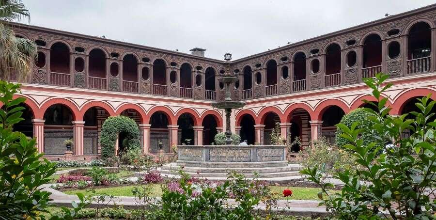 Lima – UNESCO World Heritage Site - Callao