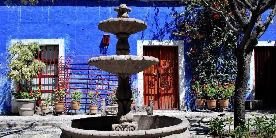 'The White City' - Matarani, Peru