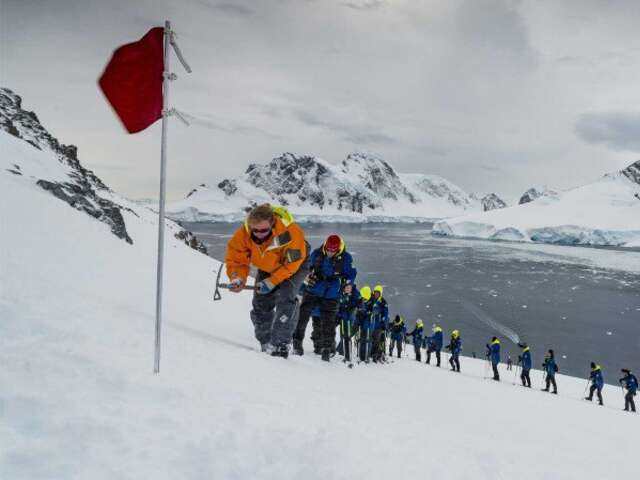 Falklands, South Georgia and Antarctica - The Ultimate Expedition