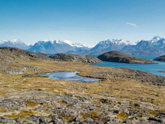Iceland and Greenland - The Viking Heritage (Itinerary 2)