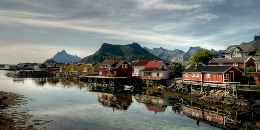 Idyllic Beauty - Svolvær