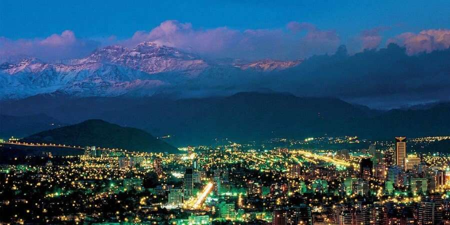 Exciting and Diverse - Santiago de Chile