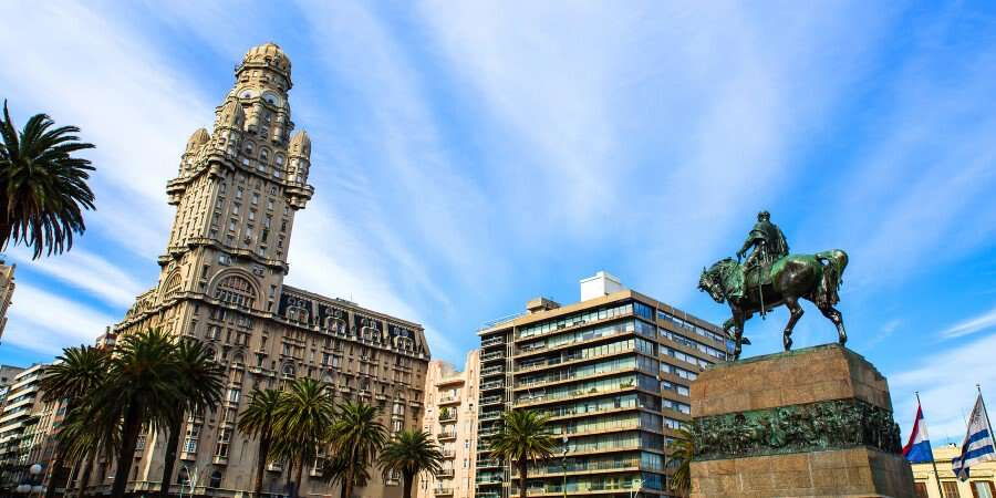 Discover Montevideo, Before Flying Home - Montevideo