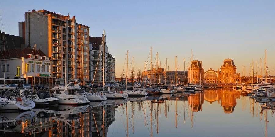 So much more than a beach destination - Ostend, Belgium