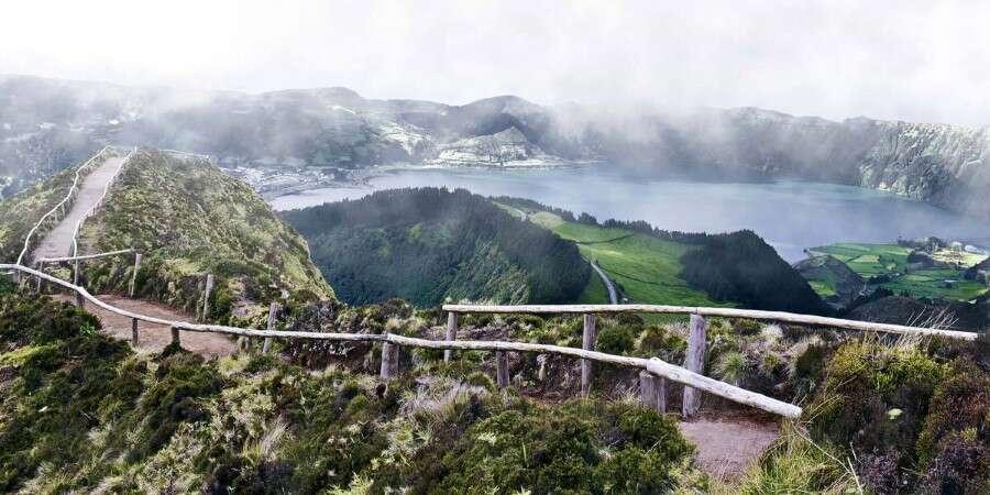The Green Island - Ponta Delgada, São Miguel Island