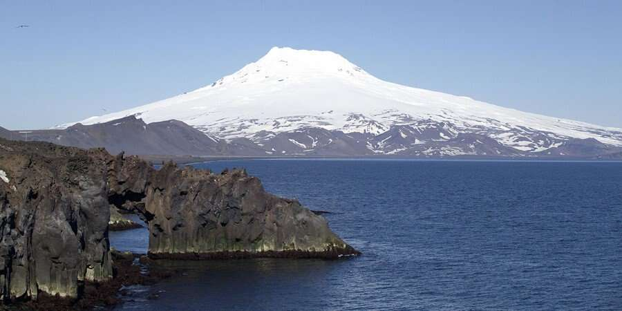 Isolated in the Arctic Ocean - Jan Mayen