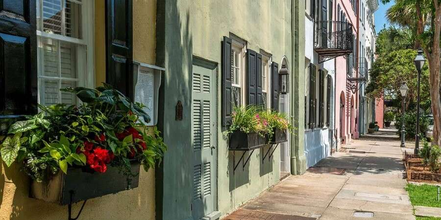 Indulge Yourself in the Old South - Charleston