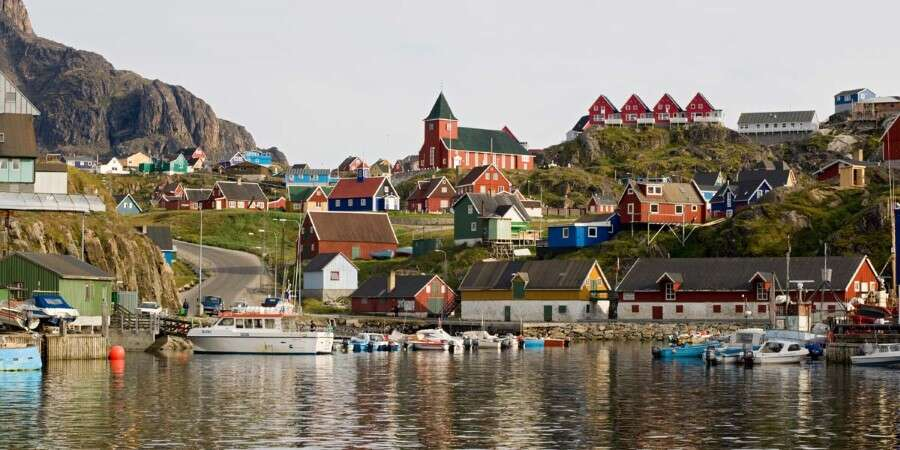 Modern Settlement with Ancient Traditions - Sisimiut
