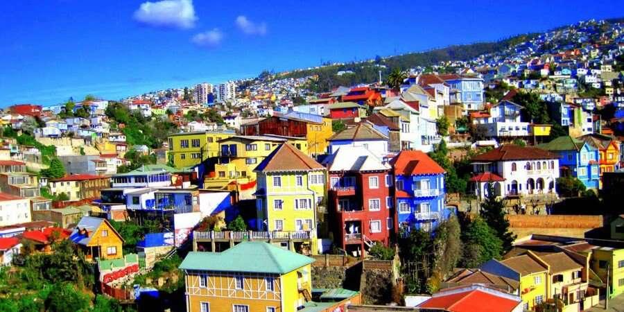 Poetic Valparaíso - Valparaíso, Chile