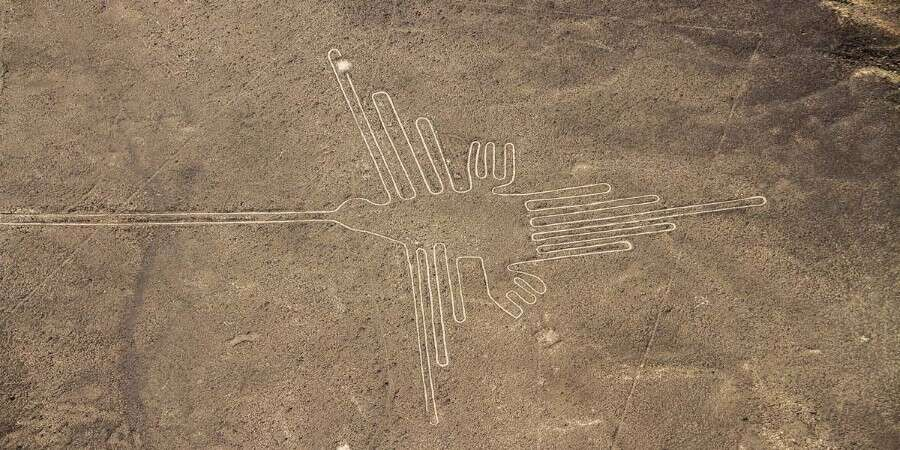 The Nazca lines - an Archaeological Mystery - San Martin, Peru