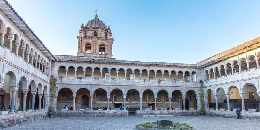 Center of the Incan Empire - Cusco/Lima