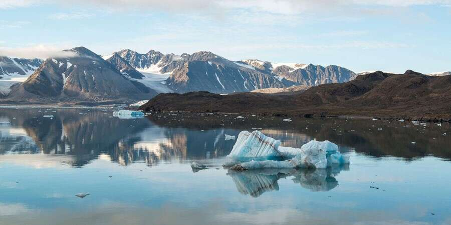 Exploring Huge Fjords with Fascinating History - North West Spitsbergen National Park
