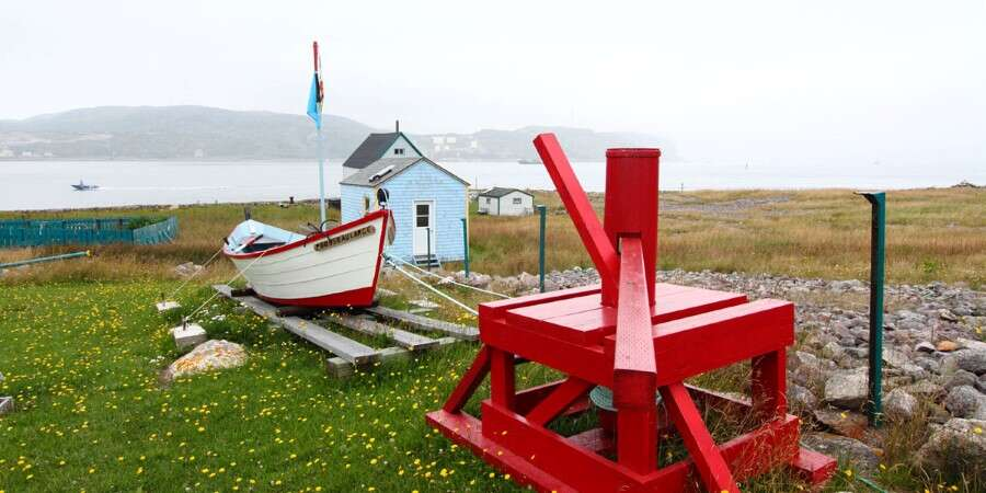France in North America - St. Pierre and Miquelon