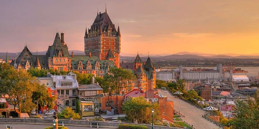 The Soul of Canada - Québec City