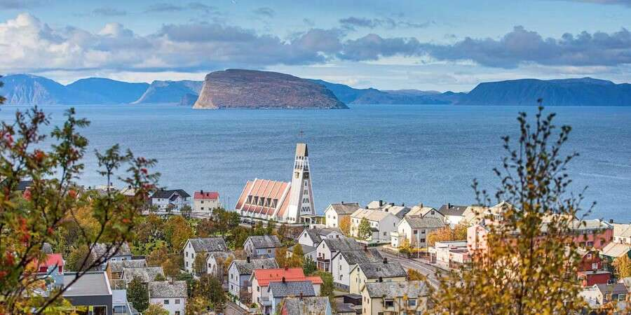 The Northernmost Town - Hammerfest