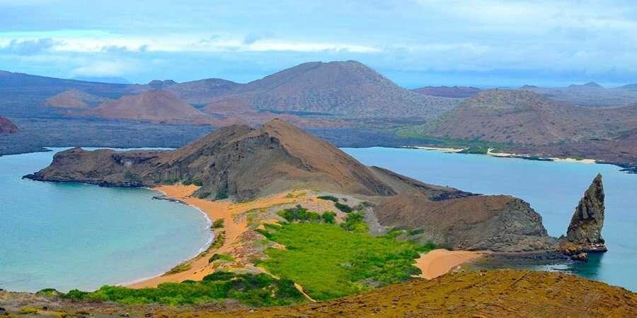 Glorious Galápagos - Quito to Galápagos Islands (Baltra Island/Santa Cruz Island)