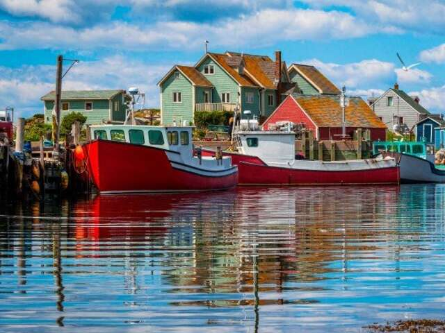 New England's Coastal Gems