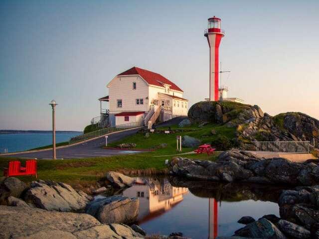Northeast U.S. and Atlantic Canada - Exploring Hidden Harbors (Southbound)