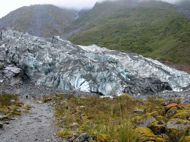 March 7th — Fox Glacier – Heartland Hotel Fox Glacier – 2 nights