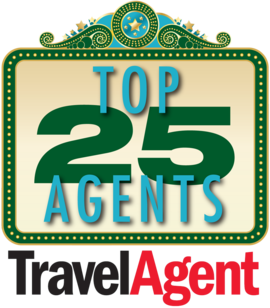 top 25 travel agents