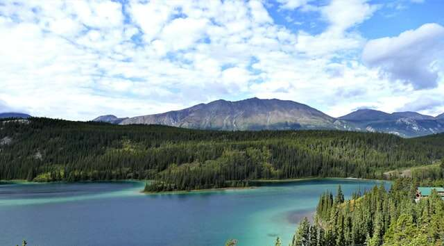 Summer in the Yukon