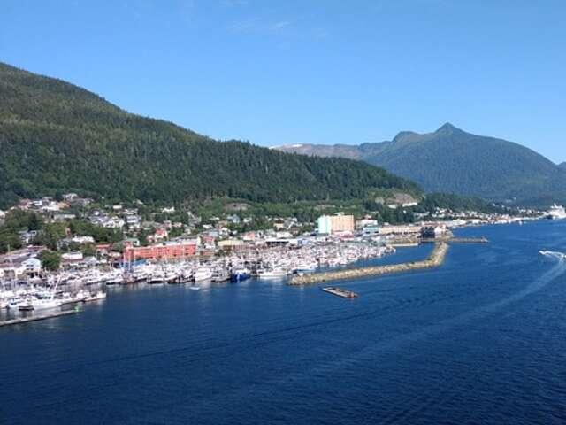 Wednesday, June 24: Port of Call: Juneau