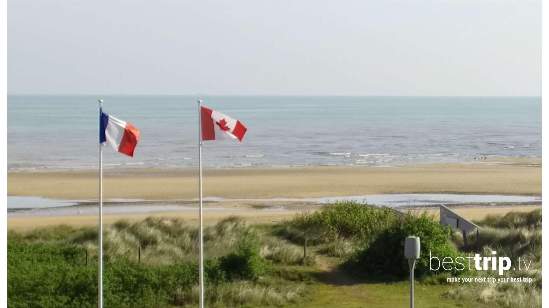 Experience Canada's Juno Beach on a Luxury Uniworld River Cruise