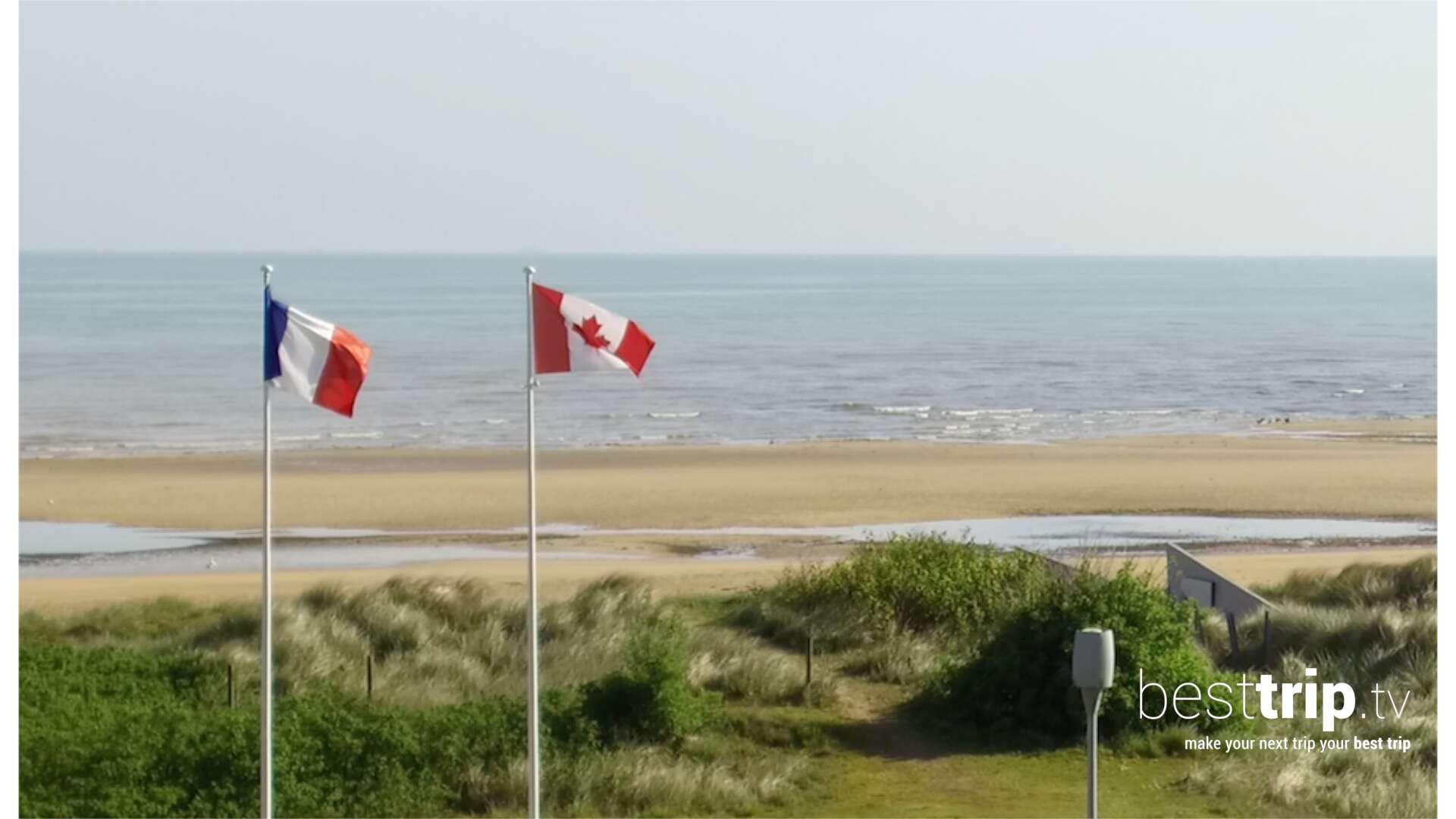 Experience Canada's Juno Beach on a Luxury Uniworld River Cruise