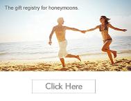 Free Honeymoon Gift Registry