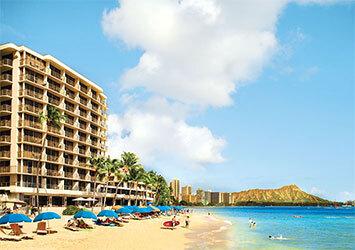 Outrigger Reef Waikiki Beach Resort 4* Honolulu, United States