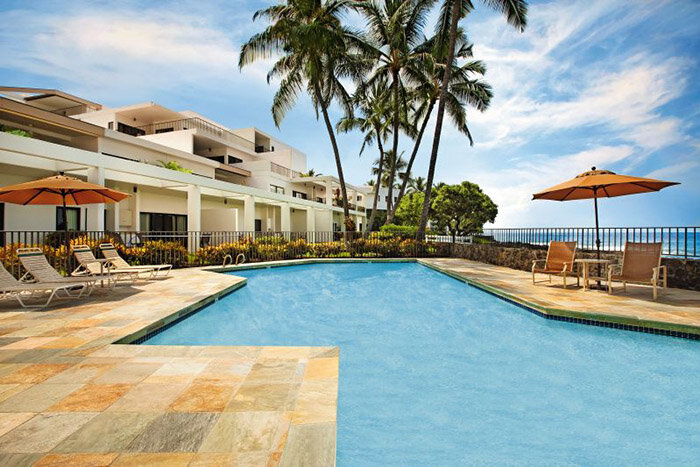 Royal Sea Cliff Kona by Outrigger POOL