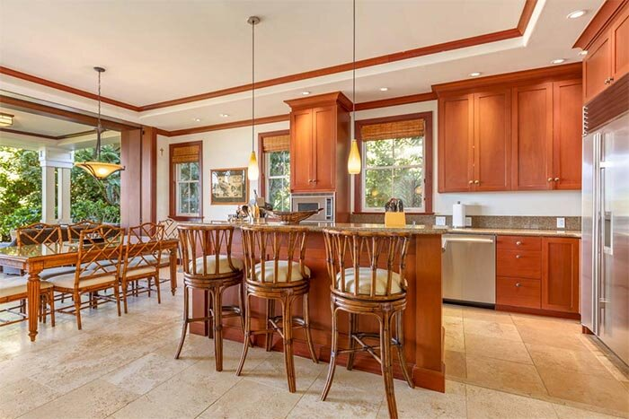 Kohala Coast Vacation Rentals by Outrigger 5 Star, Hawaii Island, Kona, Hawaii kitchen