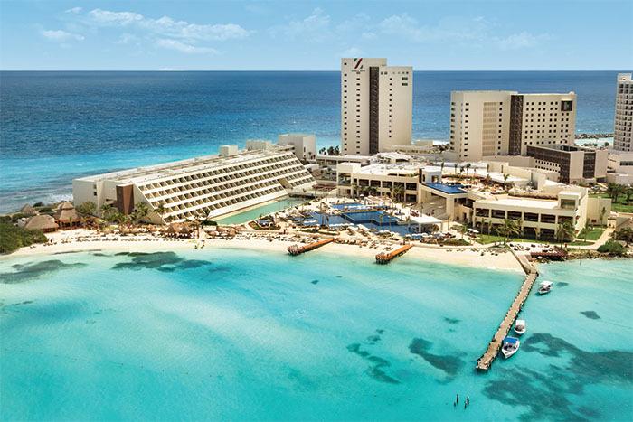 Hyatt Ziva Cancun vacation