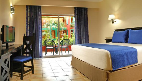 Catalonia Playa Maroma bedroom