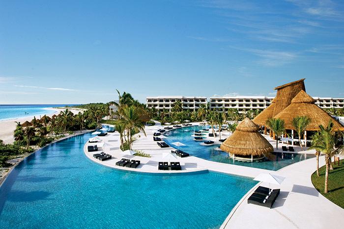 Secrets Maroma Beach Riviera Cancun pool