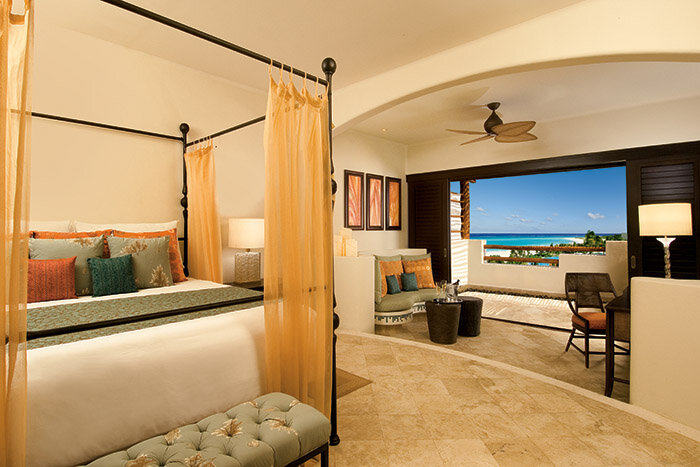 Secrets Maroma Beach Riviera Cancun bedroom